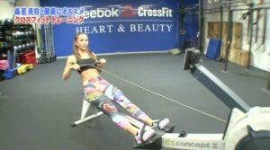 クロスフィットトレーニング