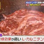 牛の赤身肉のダイエット効果や栄養価が凄い!通販の方が安い?