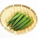 オクラダイエットの効果は?茹で方と人気レシピ、冷凍保存の方法も