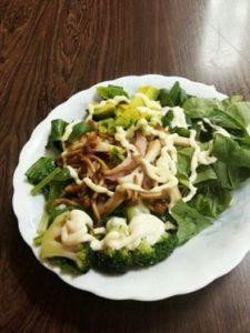 みんな水溶性食物繊維サラダ