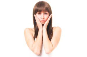 顔痩せに効果的な小顔ダイエット!頬の肉や二重顎を1週間で即効落とす方法