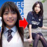 川口春奈が痩せたダイエット方法!姉と体重を大幅減量して腹筋女子に!