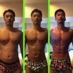 金子賢のダイエット方法|筋肉HMBサプリの口コミや痩せた食事メニュー